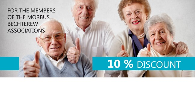 Morbus Bechterew 10% OFF