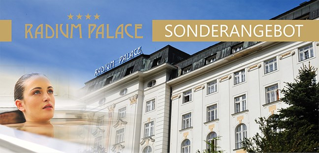 RADIUM PALACE Angebot