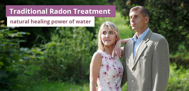 Traditional Radon Treatment