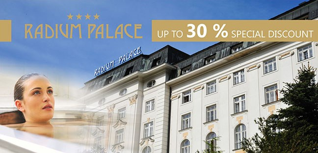 RADIUM PALACE special offer