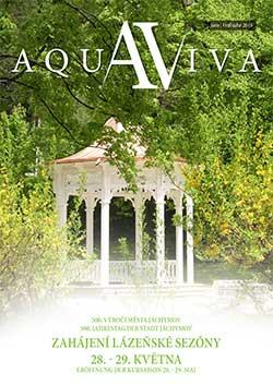 Titulní strana jarního vydání