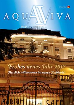 Titulní strana zimního vydání