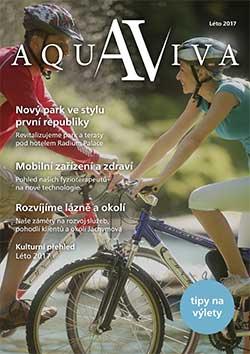 Titulní strana letního vydání